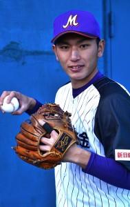 32.(新人)川瀬内野手